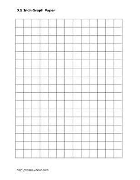 one inch graph paper template best of one inch graph paper template gallery templates