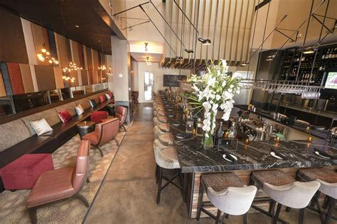 Table Post Oak by Take A Look Inside Newly Opened Table On Post Oak Eater