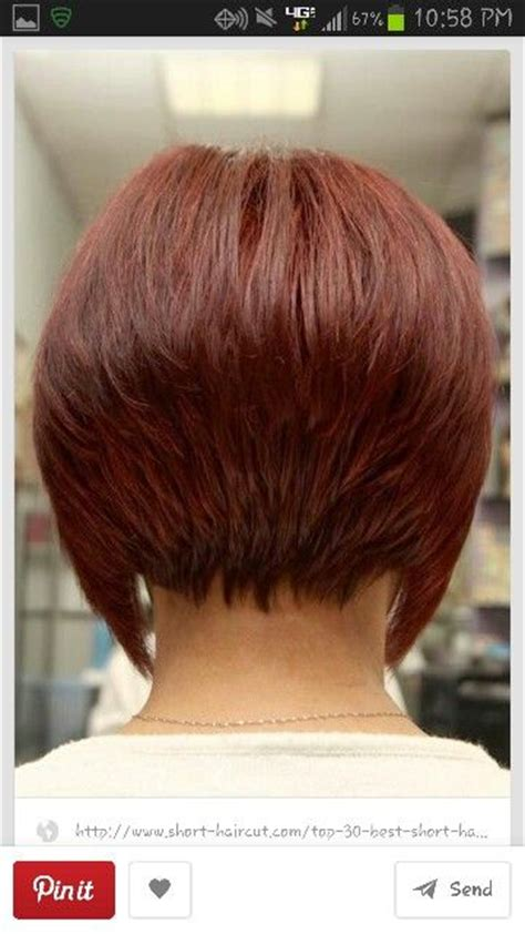 drastic bob hairstyles like the back not to drastic short hair pic pinterest