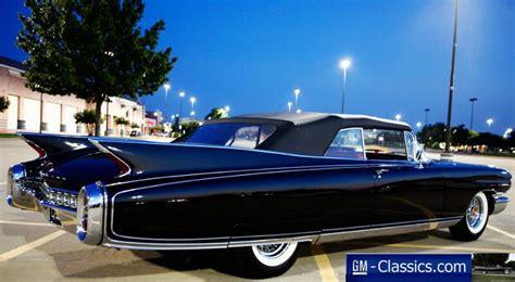 60 cadillac eldorado 1960 cadillac eldorado biarritz convertible gm classics