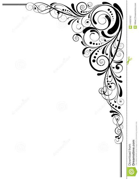 viol 237 n ilustraci 243 n en blanco y negro descargar vectores margenes para hojasn blanco y negro dise 241 o negro del