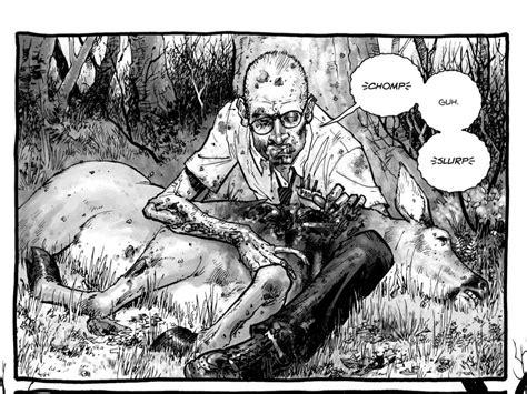 walking a novel the walking dead graphic novels