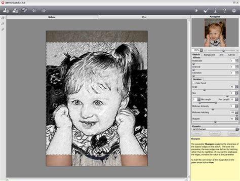 pattern sketch plugin desenho no papel envelhecido processar imagens com akvis