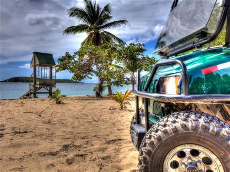 Vieques Jeep Rental Vieques Car Rental In Rental Car Facility