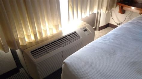 noisy air conditioner 18 inches from bed messes with your sleep picture of hyatt place
