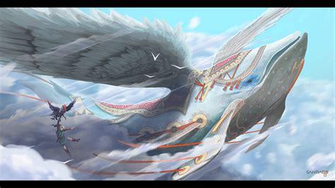 legend fish link s awakening ballad of the wind fish
