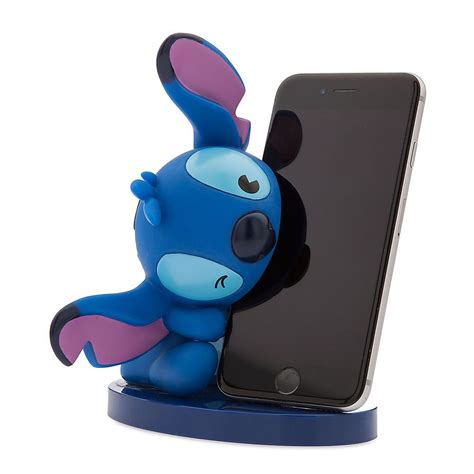 stitches phone disney character phone stands from disney store