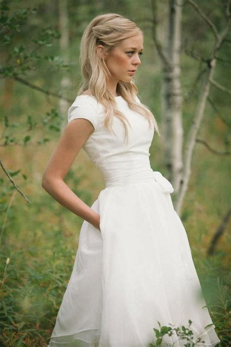 Wedding Dresses Casual by Best 25 Casual Wedding Dresses Ideas On