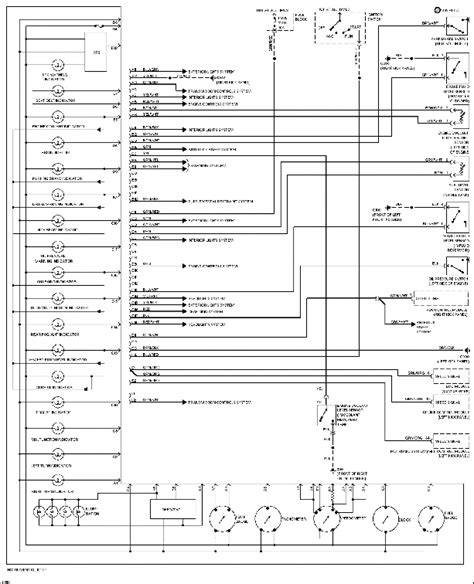 volvo 240 instrument cluster diagram volvo free engine
