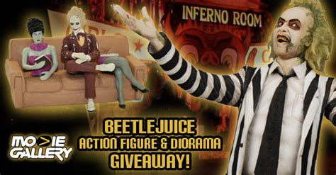 beetlejuice couch beetlejuice giveaway rare 7 action figure couch scene