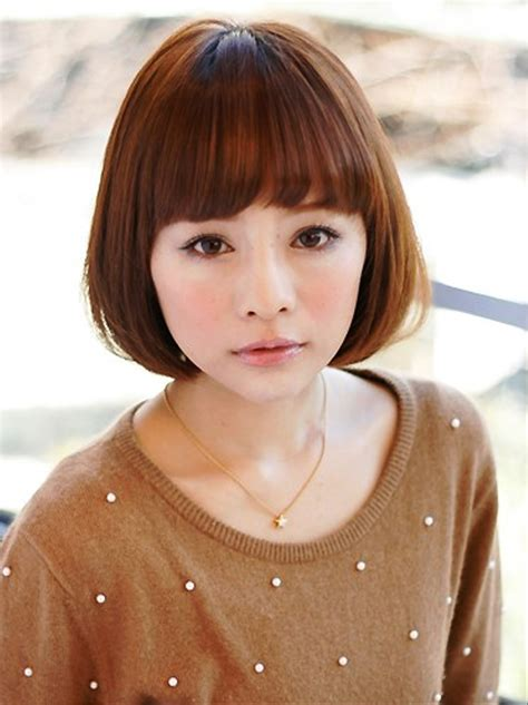 girl japanese hairstyles pictures of japanese bob hairstyle for girls