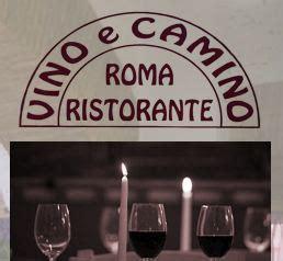 ristorante vino e camino roma romaatavola it ristoranti roma ristorante a co de