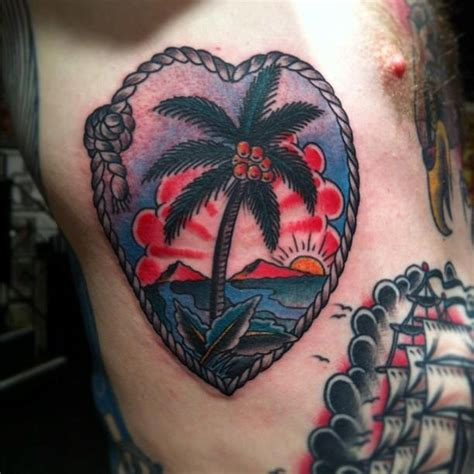 florida lee tattoos 17 best images about traditional tropical on