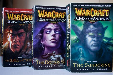 libro official world of warcraft trilog 237 a quot guerra de los ancestros quot warcraft