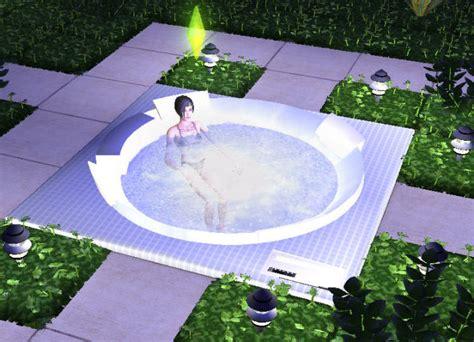 sims 3 bathtub mod the sims jet spa sunkenspa
