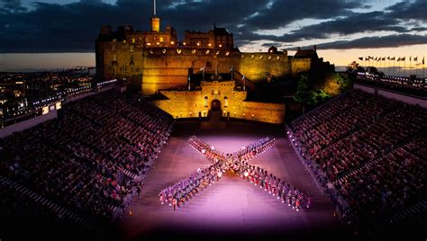 military tattoo edinburgh in plain the royal edinburgh