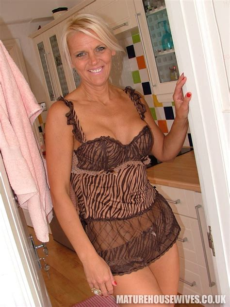 Mature Housewives Natasha From The North East
