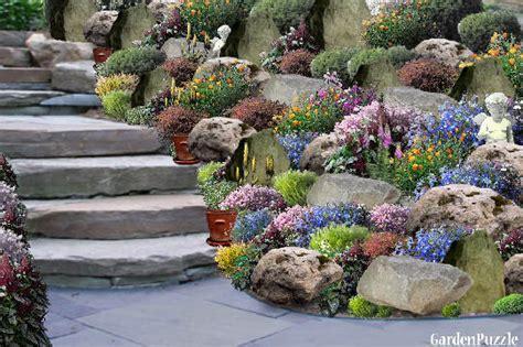 Garden Rockery Ideas Rockery Gardenpuzzle Garden Planning Tool