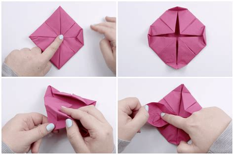 how to make an origami lotus how to make an origami lotus images craft decoration ideas