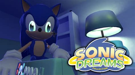 design your dream sonic sonic dreams collection and other stuff you might ve