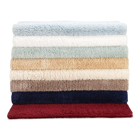 charisma bath rugs charisma classic reversible bath rugs bloomingdale s