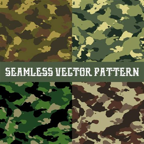 pattern camouflage vector camouflage vector pattern vector art graphics