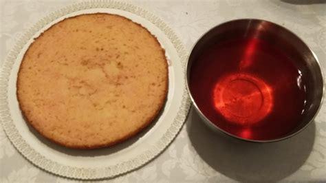 bagna per pan di spagna bambini come preparare una torta di compleanno