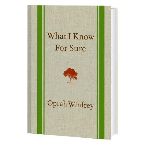 144727766x what i know for sure what i know for sure oprah winfrey sacred source