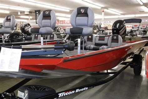 bass boats for sale in perry georgia for sale new 2015 triton 18 c tx in perry georgia boats