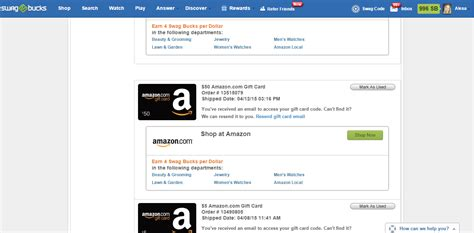 Swagbucks Amazon Gift Card - my 4 favorite ways to save with amazon single moms income