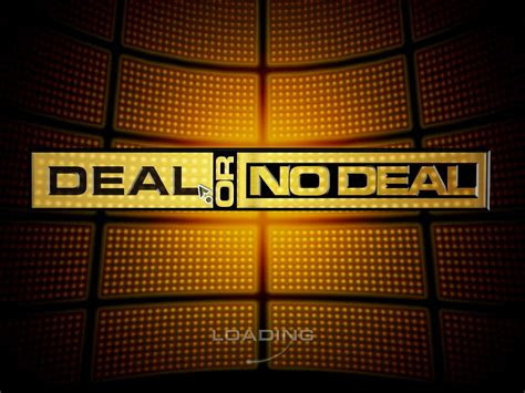 A Deal To Die For deal or no deal play free