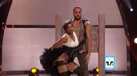 sytycd jasmine and comfort jasmine aaron gold rush dancing my oxygen