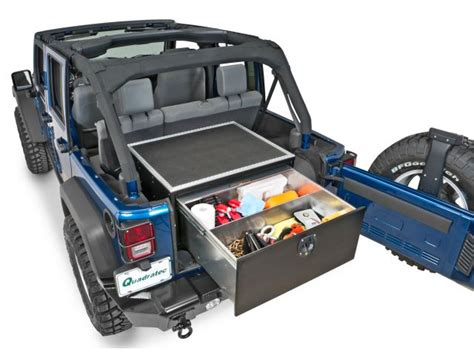 Jeep Storage Tool Storage Jeep Tool Storage