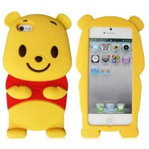 Silicone I 5g Baby Disney winnie the pooh pooh and disney on
