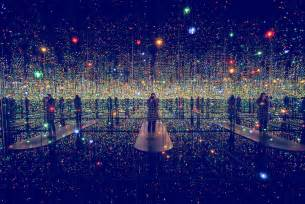 Infinity Mirror Room Nyc Infinity Mirrored Room2 Fubiz Media