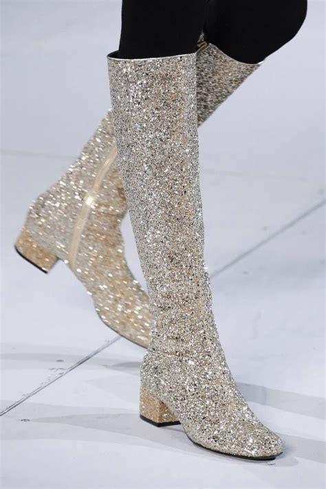 glitter boots laurent glitter boots toe dresses