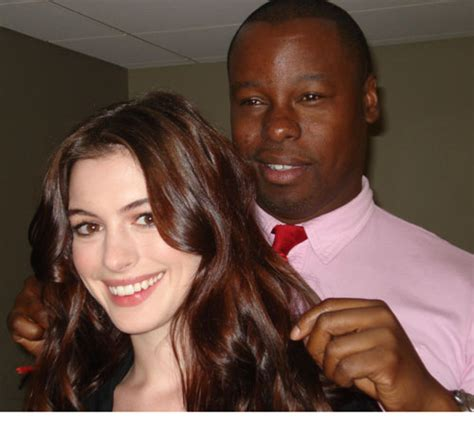 what hair color does ted gibson use on what not to wear a chat with ted gibson the affable rock star of hair