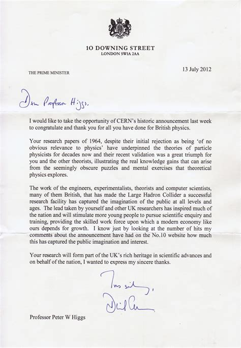 how to write a letter uk prime minister cover letter