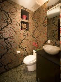Wallpaper Designs For Bathroom The Beauty Of Cherry Blossom Wallpaper