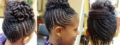 Photos braided hairstyles for women fun braids braided updo hair