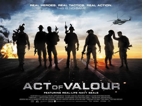 Watch Act Valor 2012 Act Of Valor Poster