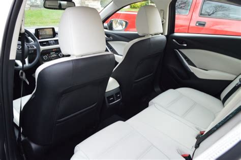 Mazda 6 White Interior by S Guide To The 2016 Mazda6 Review S Guide To Travel