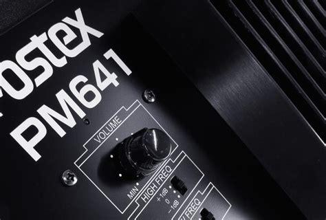 Speaker Aktif Fostex fostex pm641 aktif st 252 dyo monit 246 r cift