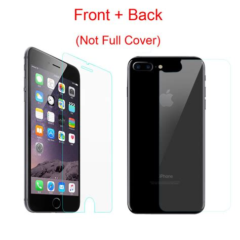 Tempered Glass For Iphone Iphone 44s56 Front Back front back tempered glass soft screen