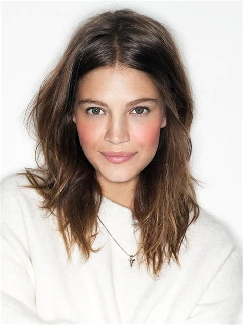 wavy lob looks a guide to makeup for the natural look the natural mid