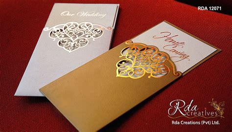 wedding invitation cards prices in sri lanka rda creations sri lanka wedding invitation cards for
