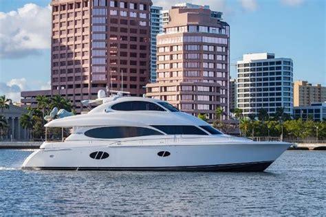 yacht boat lazzara lazzara boats for sale boats