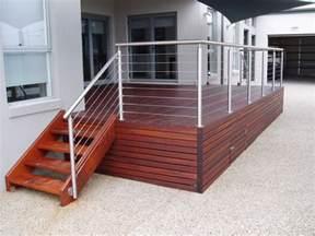 wire banister corde de fil d acier inoxydable balustrades cl 244 ture c 226 ble