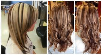 hair styles with low and high lites coloring low lights highlights inoa beauty hair and