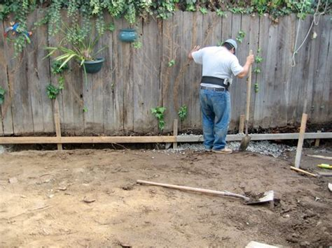 how to dig a well in your backyard 25 best ideas about french drain installation on